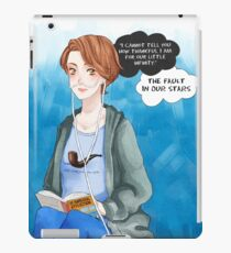 Hazel Grace - TFIOS iPad Case/Skin