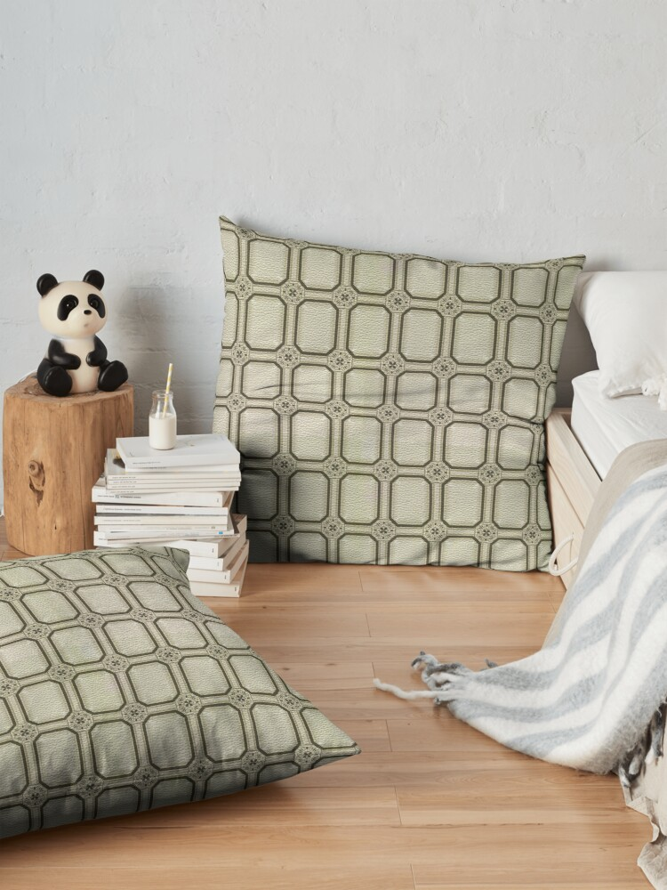 Alternate view of Victorian Conblock (2) Floor Pillow