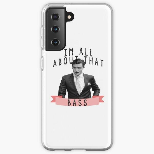 Im All about that Bass - Gossip Girl Funda blanda para Samsung Galaxy