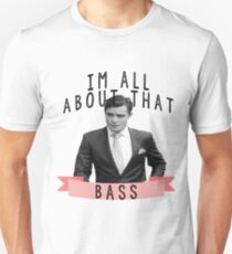 Im All about that Bass - Gossip Girl Unisex T-Shirt