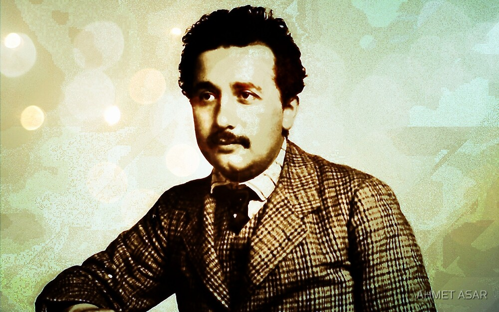 Albert Einstein 1904 in Bern by MotionAge Media