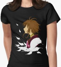 Lost Wings Women's Fitted T-Shirt