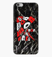Vinilo o funda para iPhone Drop the bass - Case V1