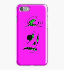 Pumpkinhead - Pink - Iphone case iPhone Case/Skin