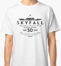 Skyfall Scotch Whisky Black Classic T-Shirt