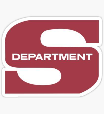 Department S Sticker