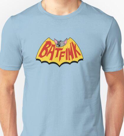 "Batfink - ""My wings are like a shield of steel!"" T-Shirt"