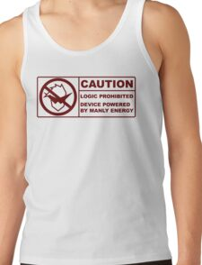 Powered By Manly Energy Tank Top