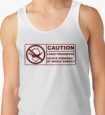 Camisetas de tirantes para hombre Desarrollado por Manly Energy