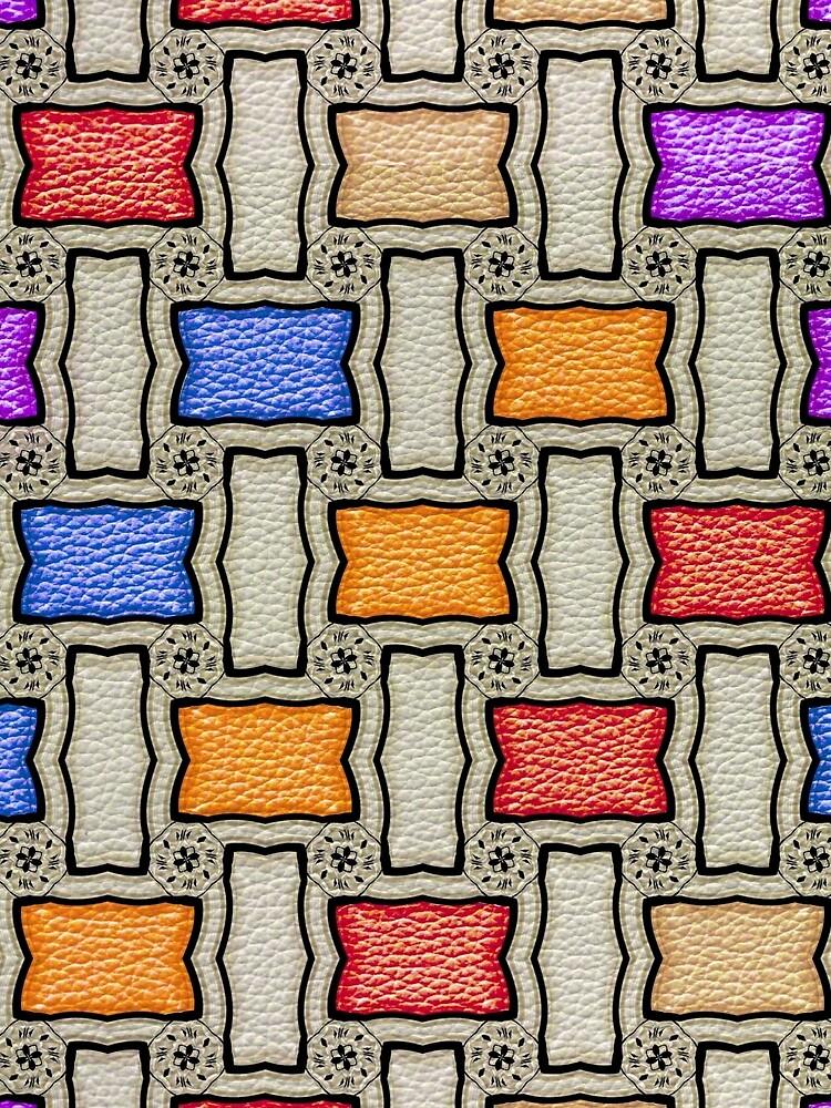 Victorian Conblock in Colors by vkdezine