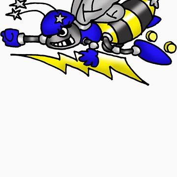 Rumble Bee Marie by sederick