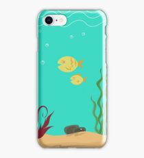 seabed iPhone Case/Skin
