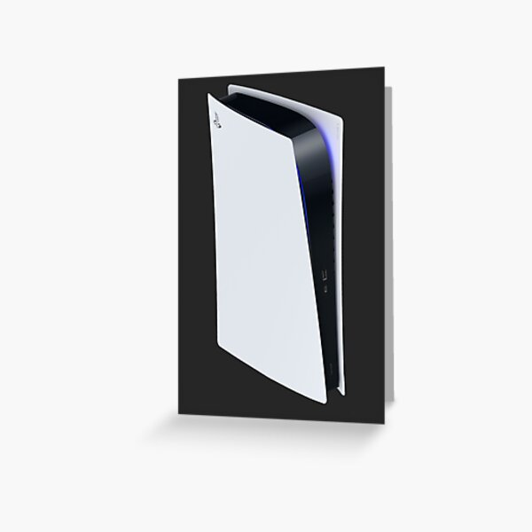 PS5 - PlayStation 5 Console Greeting Card