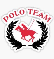 Polo Team Sticker