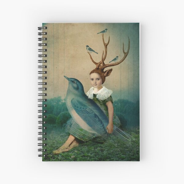 Sing me a Song Spiral Notebook