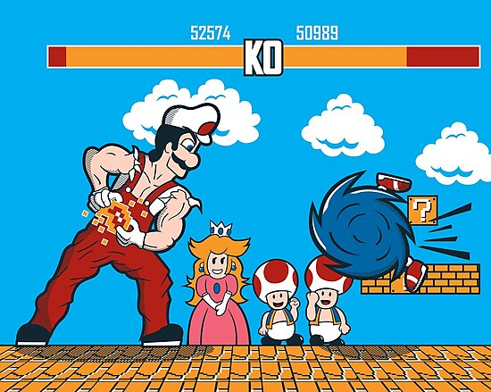 Fight! by KentZonestar