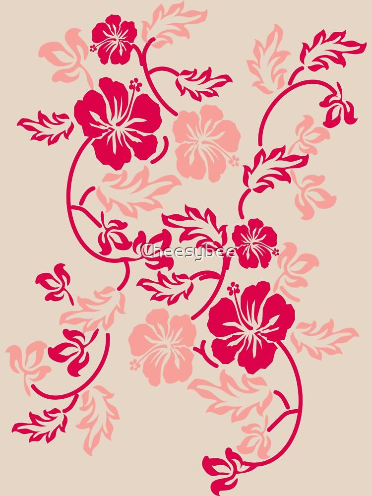 Hawaii Blume von Cheesybee