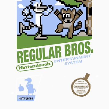 Regular Bros by beware1984
