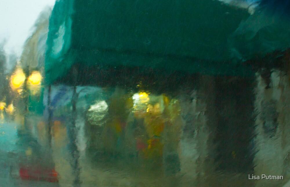 Winter Rain I by Lisa G. Putman