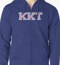 Kappa Kappa Tau Zipped Hoodie
