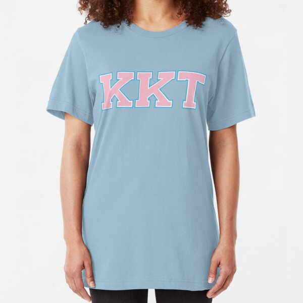 Kappa Kappa Tau Slim Fit T-Shirt