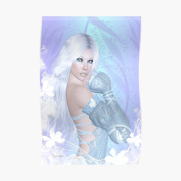 Lady of Ice Poster