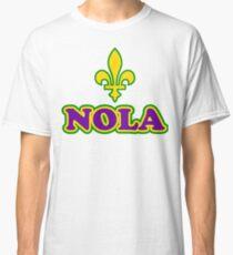 NOLA New Orleans Louisiana Classic T-Shirt