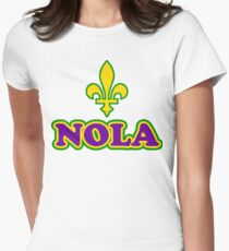 NOLA New Orleans Louisiana T-Shirt