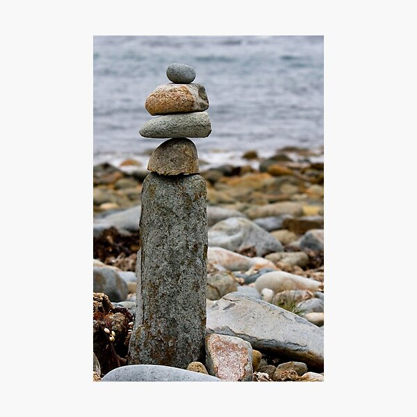 Balancing Rocks Photographic Print