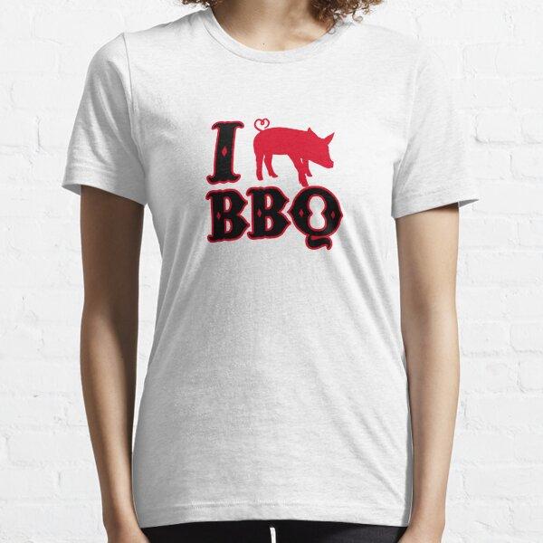 Ich liebe Grill Essential T-Shirt