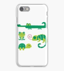 Reptilian iPhone Case/Skin