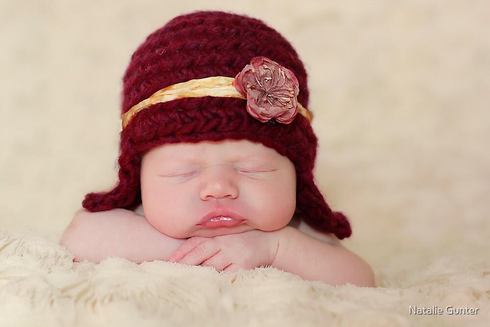 Plum Baby by Natalie Gunter