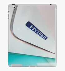 Lexus CT 200h F-Sport Door Detail [ Print & iPad / iPod / iPhone Case ] iPad Case/Skin