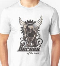 Heroes of the road. V02 Unisex T-Shirt