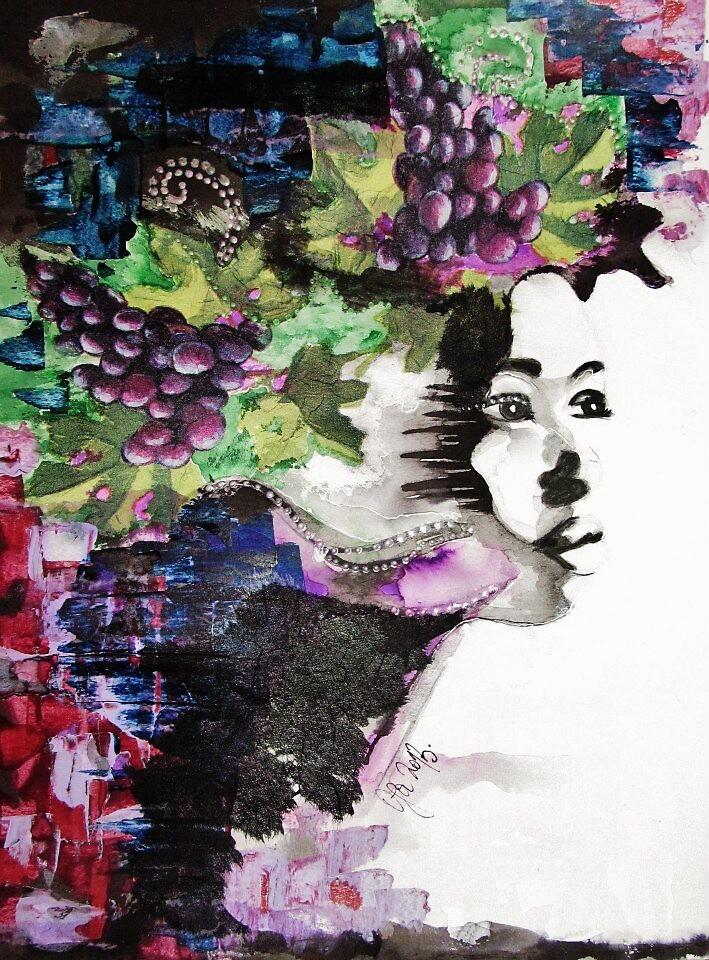 """""""Woman's world"""" by Oya Noya"""