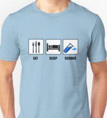 Eat Sleep Science T-Shirt