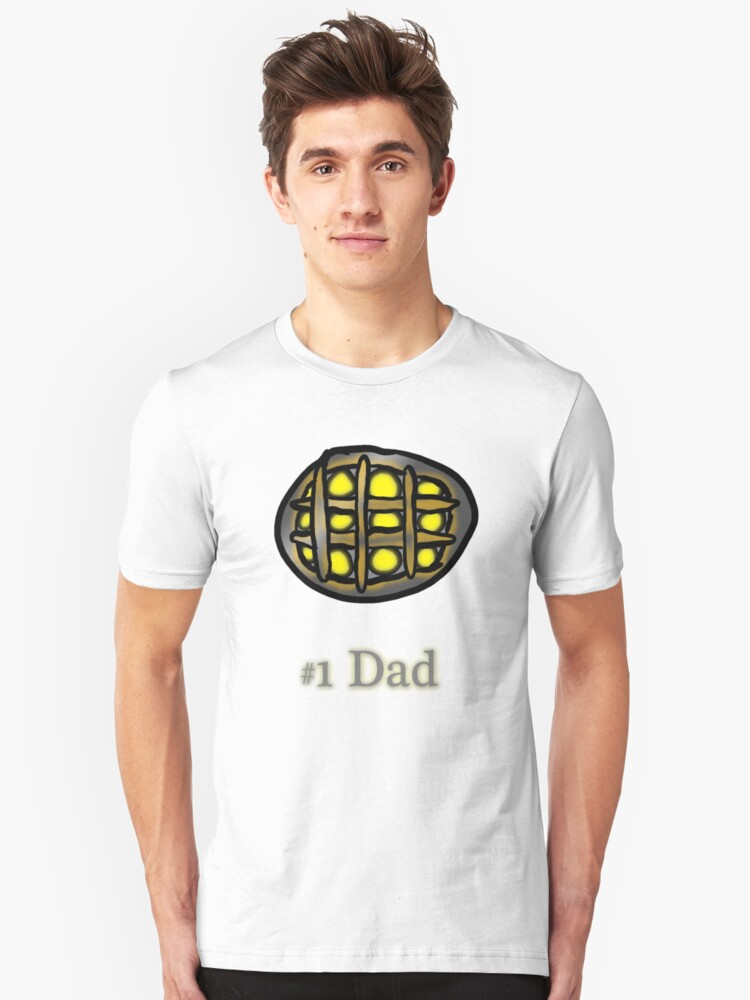 The Big Daddy Unisex T-Shirt Front