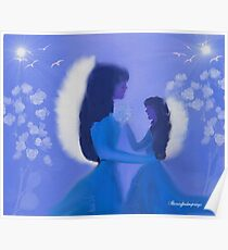 MOM AND DAUGHTER MIDNIGHT ANGELS Poster