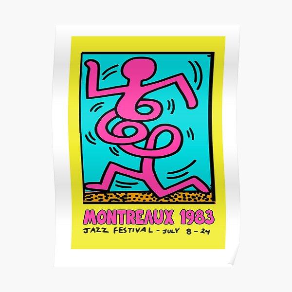 Montreux Jazz Festival 1983 Poster