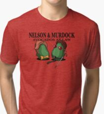 Best Damn Avocados in New York Tri-blend T-Shirt