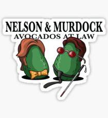 Best Damn Avocados in New York Sticker