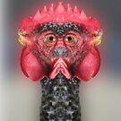 The Chickenator by TIMOTHY  POLICH