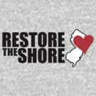 Restore the shore by teetties