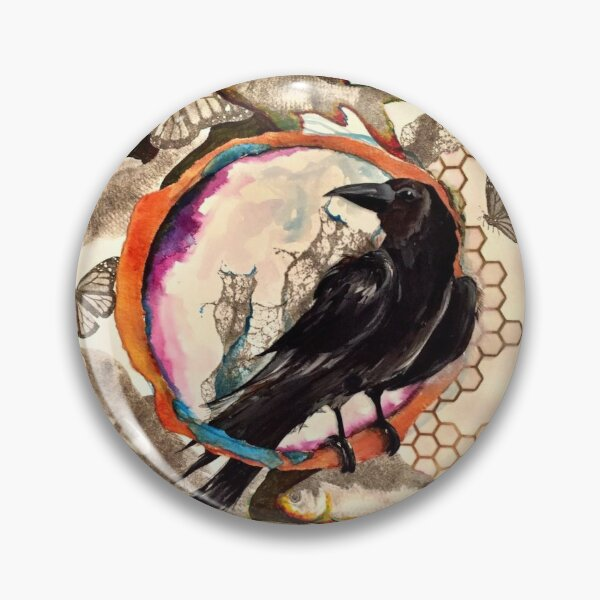 Crow Pin