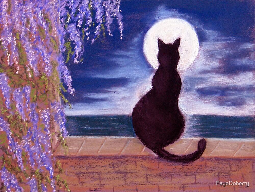 Moongazing by FayeDoherty