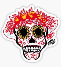 skull4 Sticker