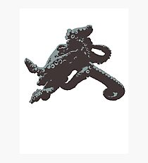 Octo Photographic Print