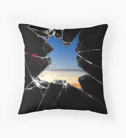 In Case of Emergency... Throw Pillow