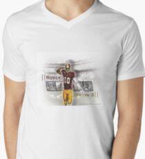 RG3 Shirt Men's V-Neck T-Shirt
