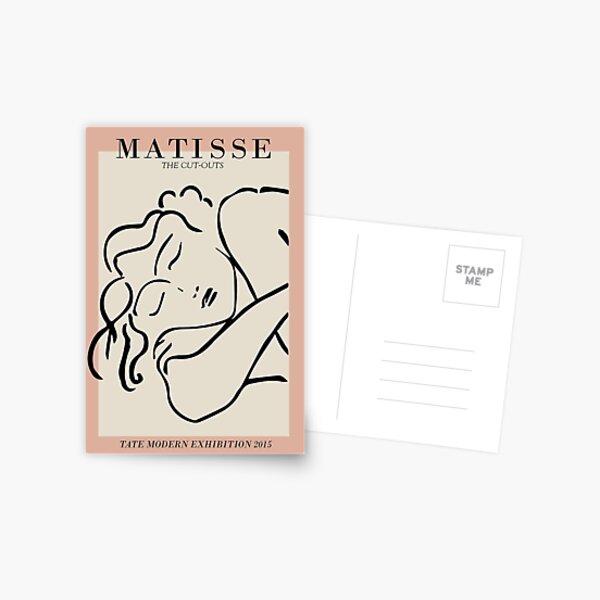 Henri Matisse - Essence of Life - Prints Postcard